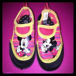 Other - Swim shoes Unisex Mickey Mouse swim shoes 5/6